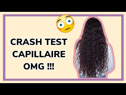 Crash test VINAIGRE de fleur de coco sur les cheveux !