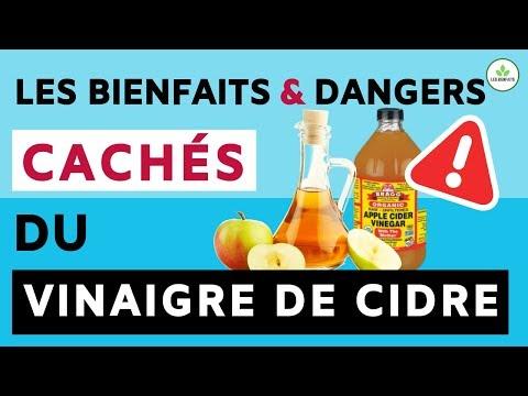 Vinaigre de cidre: Quels bienfaits et dangers pour votre santé ?