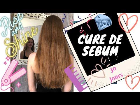 CURE DE SÉBUM – 30 jours sans laver mes cheveux 😱