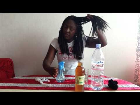 Hydratation cuir chevelu = pousse des cheveux