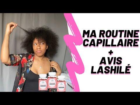 MA ROUTINE CAPILLAIRE + LASHILÉ GOOD HAIR AVIS (cheveux crépus/4C hair) | NAKAD