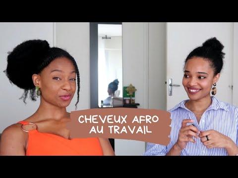Cheveux afro naturels: frein professionnel !? Réponse avec @Milca LesCurls