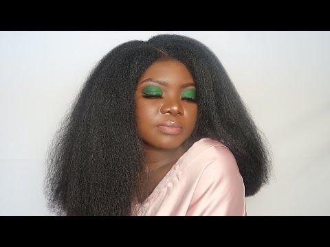 BLACK HAIR INSPIRATION/ INSPIRATION POUR CHEVEUX CRÉPUS