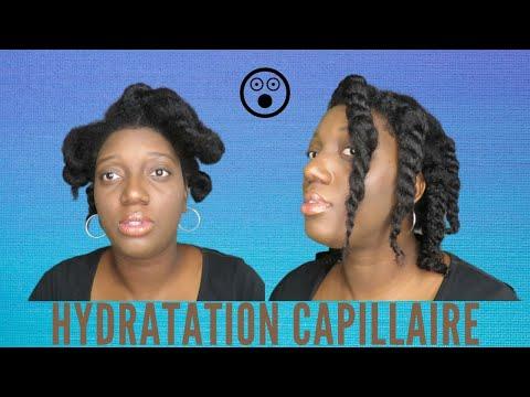Hydrater ses cheveux crépus/ LA BASE!!!