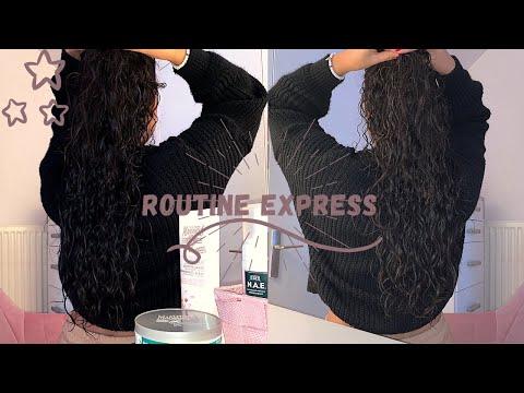 ROUTINE SOINS EXPRESS du DIMANCHE (Haircare & Skincare) 🛁 💆🏻♀️