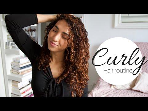 CHIT CHAT Hair routine | Vous saurez TOUT sur mes produits cheveux bouclés 🤍