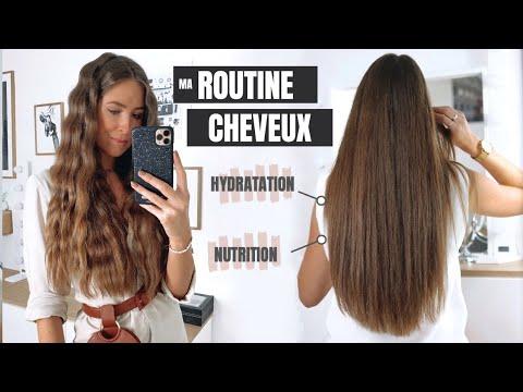 ROUTINE CHEVEUX | Pour des Cheveux Longs en bonne santé!