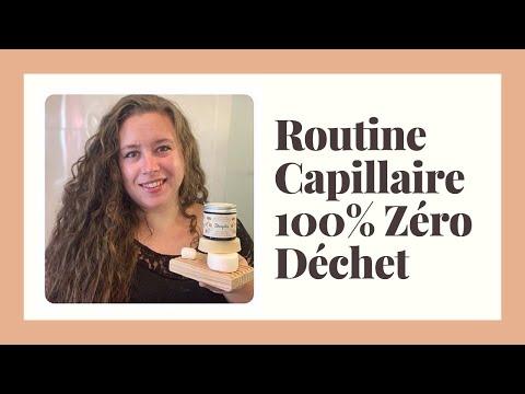 Routine Capillaire Zéro Déchet/Sans plastique ⚛303⚛