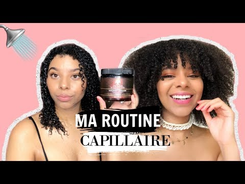 MA ROUTINE CAPILLAIRE COMPLETE (WASH DAY, AS I AM, SHEA MOISTURE) | OCEANELEVENSTYLE
