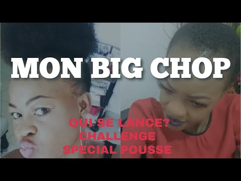 BIG CHOP, CHALLENGE POUSSE ET VOLUME