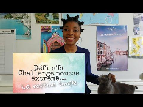 Défi n °5 Challenge pousse extrême : La routine simple