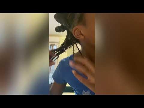 Revue cajou – tiyi curls : hydratation – détente naturelle du cheveux afro