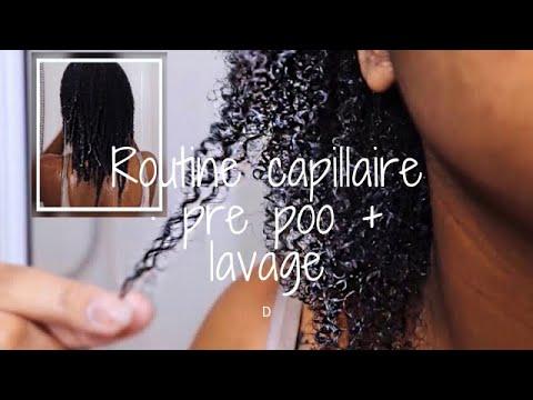 Routine capillaire cheveux crépus 4A, 4B, 4C⎟Wash day | intense hydratation (HD)