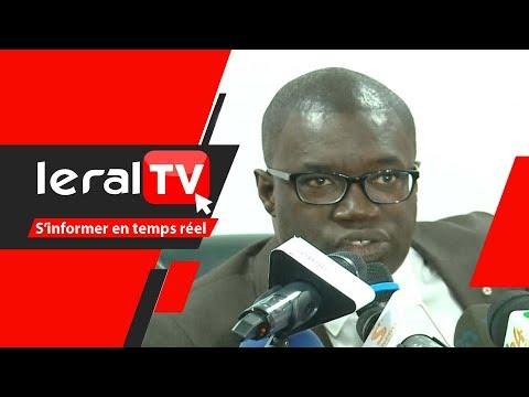 """Me Moustapha Dieng, avocat de Aliou Sall: """"Ce qui nous pousse à porter plainte contre la BBC"""""""