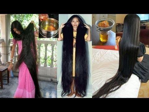 10 huiles miracle pour la pousse rapide des cheveux