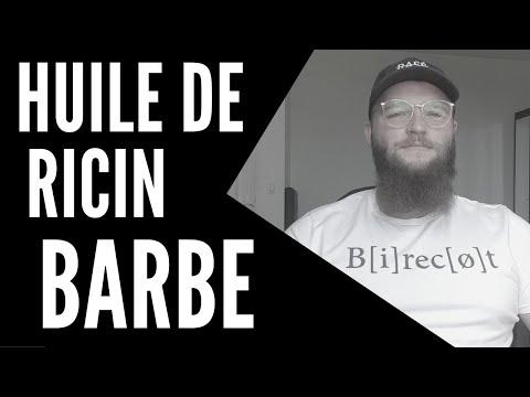 Huile de ricin pour sa barbe : bonne ou mauvaise idée  – Efficace pour faire pousser sa barbe ?
