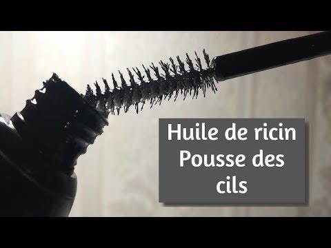 Recycler son tube de mascara –  huile de ricin, pousse des cils (tuto, DIY)