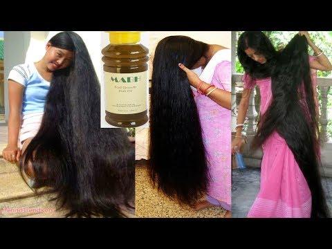 Huile secrète des indiens pour la pousse rapide des cheveux