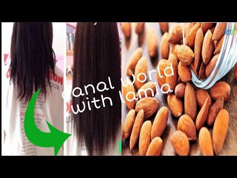 Comment faire pousser des cheveux 50 cm en 30 jours Extrême Rapide Cheveux longs Épaissir.