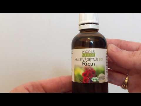 Huile végétale de Ricin bio – www.lesfeesnature.fr