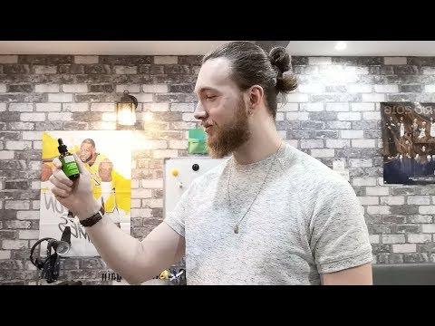 🧔 Améliorer la pousse de ses cheveux et/ou de sa barbe avec l'huile de ricin – #PSDS1 🧔