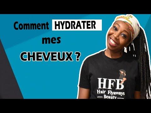 HYDRATER SES CHEVEUX CRÉPUS/FRISÉS