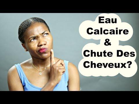 Cheveux Crépus Naturels & Eau Calcaire – Eau Calcaire Cause La Chute Des Cheveux??