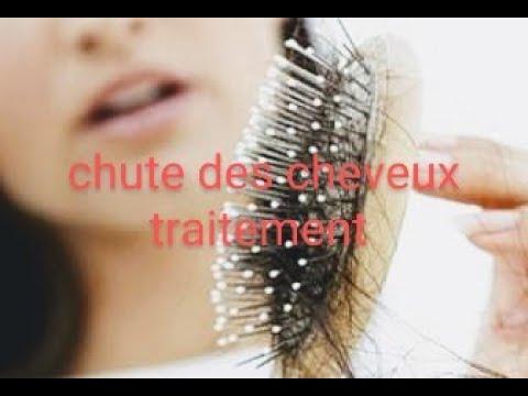 chute des cheveux traitement / تساقط الشعر تجربتي مع العلاج الفعال