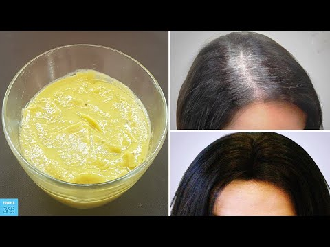 Dites Adieu À La Chute De Cheveux Et Faites Les Pousser Beaucoup Plus Vite Grâce À Cette Mixture