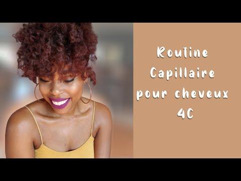 Routine capillaire HYDRATANTE  complète | Cheveux Crépus 4c | Ayacaona
