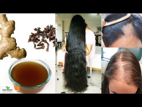 Si vos cheveux ne poussent pas utilisez ceci en 3 jours et vous serez surpris