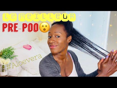 DIY PREPOO Cheveux Crepus/Afros à l'ALOE VERA – 100% Hydratation – Zero frisottis, Zero Sécheresse !