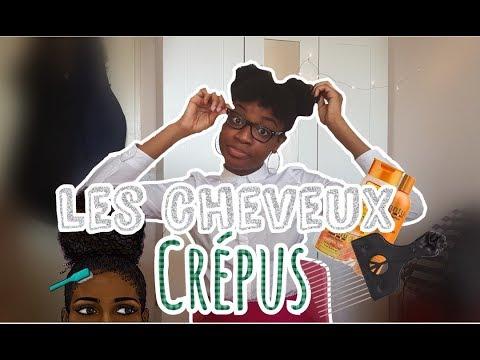 LES CHEVEUX CRÉPUS CE QU'IL NE FAUT JAMAIS FAIRE!!!! (4c)