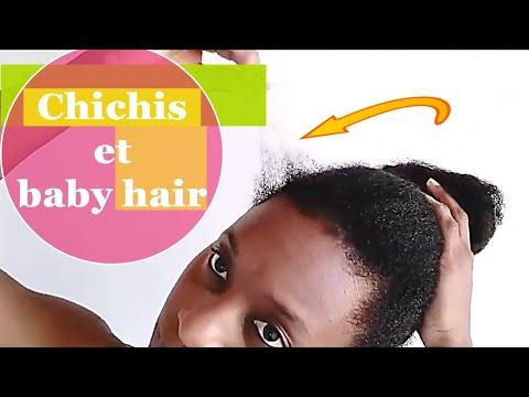 """Cheveux crépus : """"Stop aux CHICHIS"""" (contours abîmés)🤞🏾 Article de BLOG [4C, B, A]"""