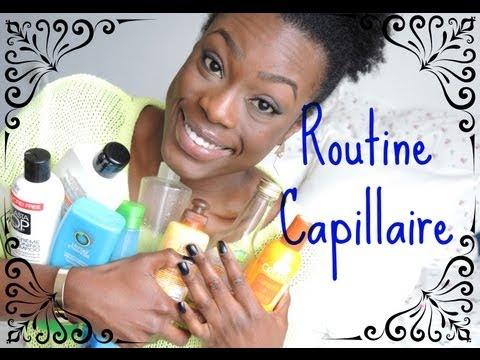 Cheveux crépus & secs – Routine Capillaire
