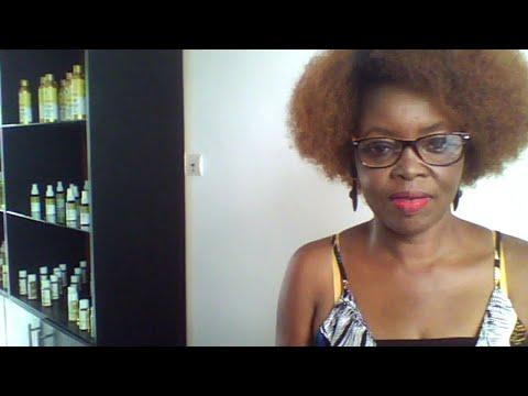 cheveux crépus: porosité du cheveu