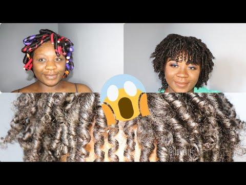 FLEXI ROD CHEVEUX CRÉPUS | 4 C HAIR