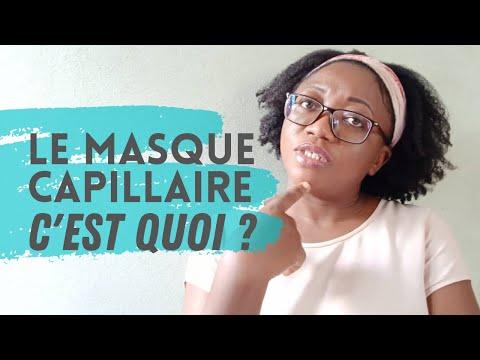 MASQUE CAPILLAIRE CHEVEUX CREPUS : C'EST MÊME QUOI ??? 1ere partie