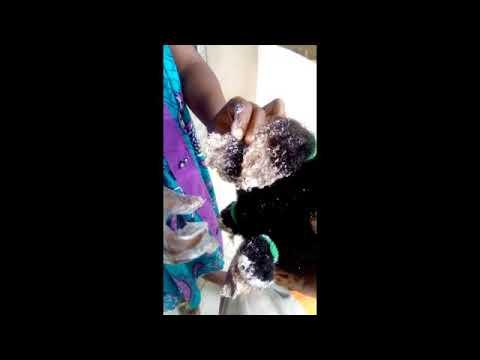 Décoloration et entretien du cheveu afro avec des produits sidy bio