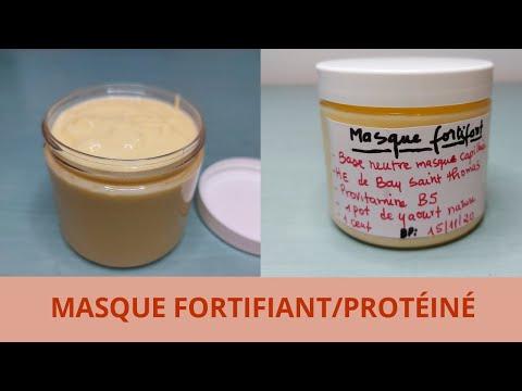 DIY#5: Masque capillaire fortifiant/protéiné