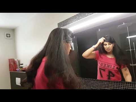 Masque hydratant pour les cheveux