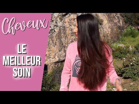 CHEVEUX  | Le MEILLEUR SOIN ( Cheveux secs, abimés, cassants…) 🌿