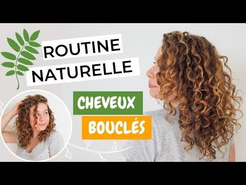 Routine naturelle cheveux bouclés • La Belle Boucle