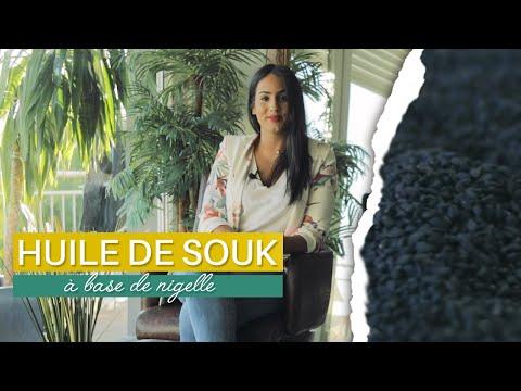 HUILE DE SOUK – L'huile pour cheveux à base de Nigelle