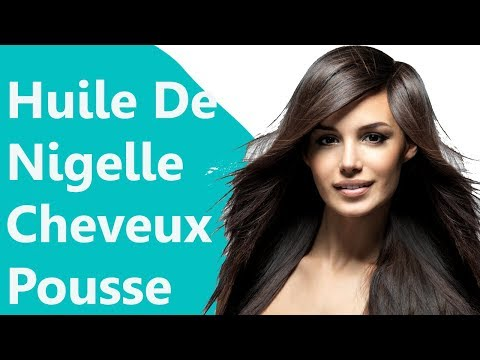 Huile De Nigelle Cheveux Pousse