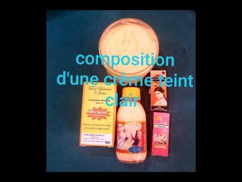 Chantilly de beurre de karité éclaircissant