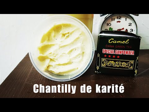 🌻N°7 Chantilly de karité ultra-hydratant
