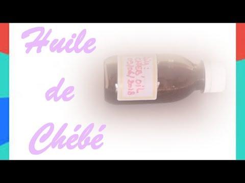 DIY : huile de Chébé