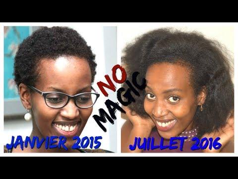 10 choses non indispensables à la pousse des cheveux crépus