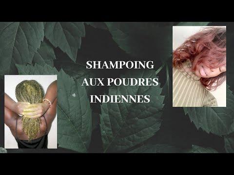 Masque-Shampoing végétal à la poudre de Shikakai (Ayurveda) / Poudres indiennes.